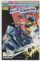 Blue Ribbon Comics