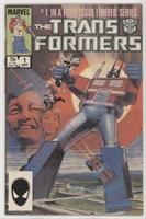 The Transformers [COMCComicsDetailedVeryGood/Fine]
