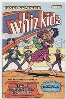 Whiz Kids: News by Computer Foils Kidnappers!