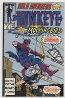 Here Comes Hawkeye/Listen to the Mockingbird