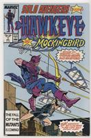 Here Comes Hawkeye/Listen to the Mockingbird [Collectable (FN‑NM)]