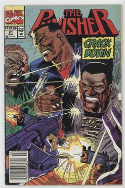 1987-1995 Marvel The Punisher Vol. 1 #61 - Crackdown