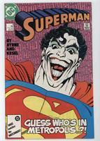 To Laugh and Die in Metropolis / Metropolis, 900 Mi.