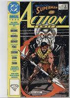 Memories of Krypton's Past