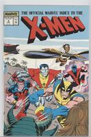 Official Marvel Index to the X-Men [Readable (GD‑FN)]