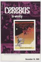 Cerebus Bi-Weekly [Collectable (FN‑NM)]