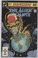 The Alien Alliance [Collectable (FN‑NM)]