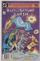 Battle Ground Earth [Collectable (FN‑NM)]