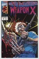 Weapon X; The Call Part 10