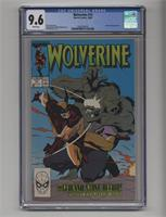 Flying Wolves [CGC 9.6]
