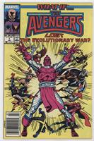 What If the Avengers Lost the Evolutionary War? [Collectable (FN‑NM)]