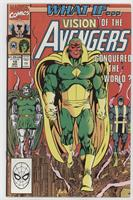 What if the Vision of the Avengers Conquered the World