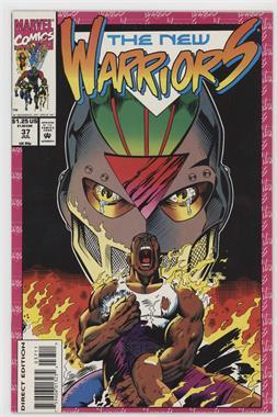 1990-1996 Marvel The New Warriors Vol. 1 #37 - Family Values