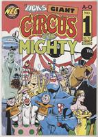 The Tick's Giant Circus of the Mighty [Collectable(FN‑NM)]