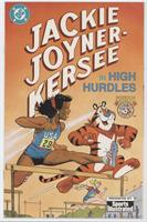 Jackie Joyner-Kersee in High Hurdles