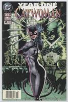 Catwoman Year One