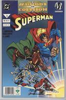 Superman Mundos en Colision