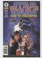 Star Wars: Heir to the Empire [Collectable(FN‑NM)]
