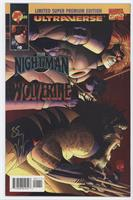 Limited Super Premium Edition, signed by Kyle Hotz and Steve Englehart