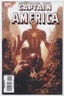 2004-2009 Marvel Captain America Vol. 5 #39 - The Man Who Bought America, Part 3
