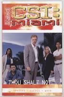 CSI Miami: Thou Shalt Not [Readable(GD‑FN)]