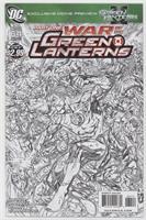War of the Green Lanterns, Part One
