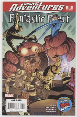 2005 - Present Marvel Marvel Adventures: Fantastic Four #35 - Go One Way ORRGO Another