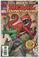 Marvel Monsters: Devil Dinosaur