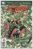 War of the Green Lanterns, Part Two