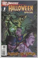 DC Universe Halloween Special '08