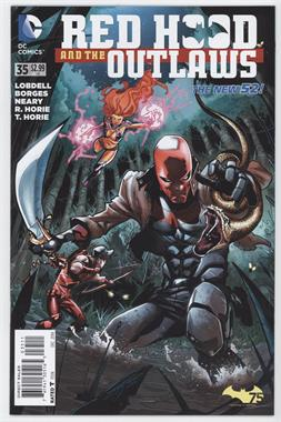 2011-Present DC Comics Red Hood and the Outlaws #35 - Red Hood and the Outlaws