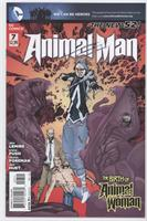 Animal vs. Man, Part One