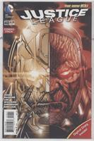 Darkseid War, Prologue