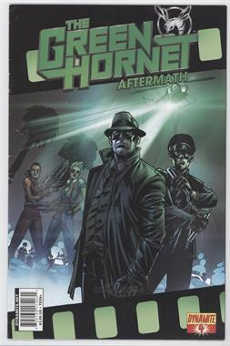 2011 Dynamite Entertainment The Green Hornet: Aftermath #4 - Issue #4