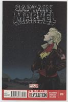 Captain Marvel, lover of flight, can fly no longer! What keeps the super hero f…