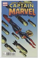 Firefight in the sky! What are the Prowlers and where has Captain Marvel seen t…