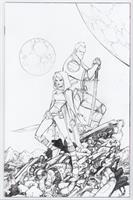 Incentive Joe Benitez Sketch Cover