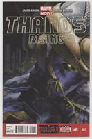 Thanos rises as the unrivaled rogue of wretchedness in this gripping tale of tr…