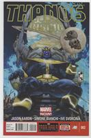 Continuing the jaw-dropping origin of the mad Titan who will soon change the fa…