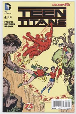 2014-Present DC Comics Teen Titans Vol. 5 #6 - Teen Titans