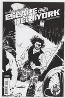 Larry Comics Black and White Variant [Collectable(FN‑NM)]
