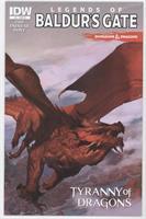Dungeons & Dragons: The Legends of Baldurs Gate