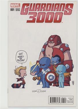 2014 - 2015 Marvel Guardians 3000 #1b - Guardians 3000