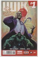 Who Shot the Hulk Part 1