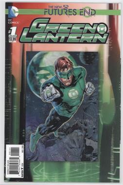 2014 DC Comics Green Lantern: Futures End #1 - The Next Life