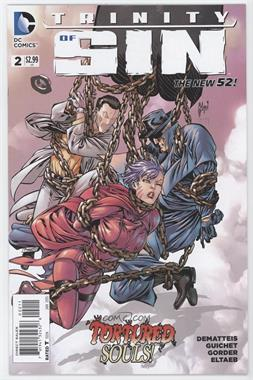 2014 DC Comics Trinity of Sin #2 - Trinity of Sin