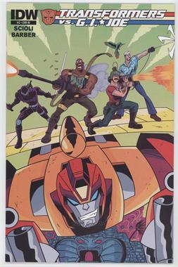 2014 IDW Publishing Transformers vs G.I. Joe #5 cvr ri - Transformers vs G.I. Joe
