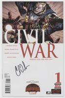 Autographed by Charles Soule w/ COA
