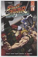 Street Fighter: Hyper Looting