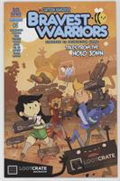Bravest Warriors: Tales From The Holo John
